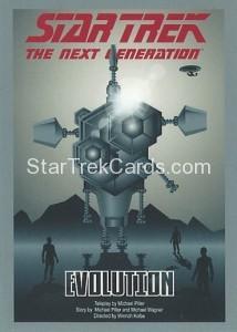 Star Trek The Next Generation Portfolio Prints Series One Trading Card 49