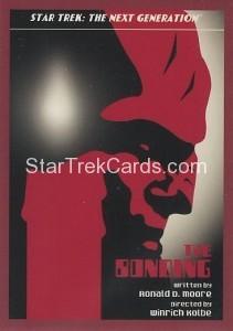 Star Trek The Next Generation Portfolio Prints Series One Trading Card 51
