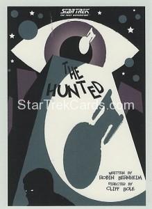 Star Trek The Next Generation Portfolio Prints Series One Trading Card 57