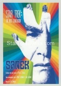 Star Trek The Next Generation Portfolio Prints Series One Trading Card 69