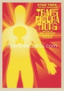 Star Trek The Next Generation Portfolio Prints Series One Trading Card 71