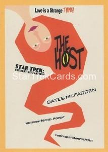 Star Trek The Next Generation Portfolio Prints Series One Trading Card 95