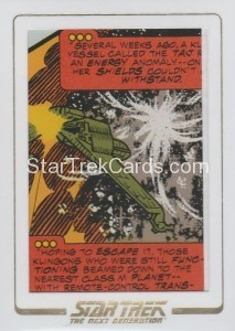Star Trek The Next Generation Portfolio Prints Series One Trading Card AC05