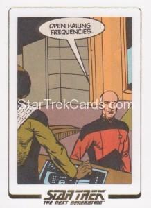 Star Trek The Next Generation Portfolio Prints Series One Trading Card AC07
