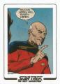 Star Trek The Next Generation Portfolio Prints Series One Trading Card AC21