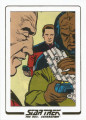 Star Trek The Next Generation Portfolio Prints Series One Trading Card AC23