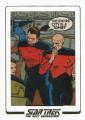 Star Trek The Next Generation Portfolio Prints Series One Trading Card AC27