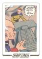 Star Trek The Next Generation Portfolio Prints Series One Trading Card AC431