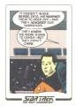 Star Trek The Next Generation Portfolio Prints Series One Trading Card AC55