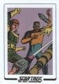 Star Trek The Next Generation Portfolio Prints Series One Trading Card AC61