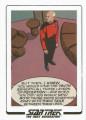 Star Trek The Next Generation Portfolio Prints Series One Trading Card AC65