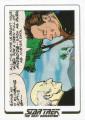 Star Trek The Next Generation Portfolio Prints Series One Trading Card AC79