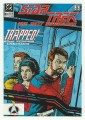 Star Trek The Next Generation Portfolio Prints Series One Trading Card Comic 03