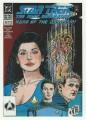 Star Trek The Next Generation Portfolio Prints Series One Trading Card Comic 13