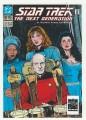 Star Trek The Next Generation Portfolio Prints Series One Trading Card Comic 21