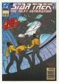 Star Trek The Next Generation Portfolio Prints Series One Trading Card Comic 41
