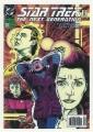 Star Trek The Next Generation Portfolio Prints Series One Trading Card Comic 47