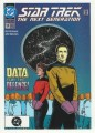 Star Trek The Next Generation Portfolio Prints Series One Trading Card Comic 55
