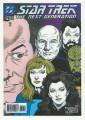 Star Trek The Next Generation Portfolio Prints Series One Trading Card Comic 79