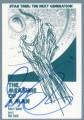 Star Trek The Next Generation Portfolio Prints Series One Trading Card JOA35