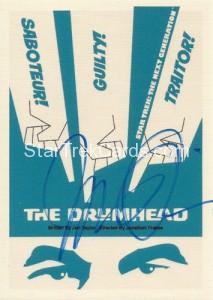 Star Trek The Next Generation Portfolio Prints Series One Trading Card JOA95