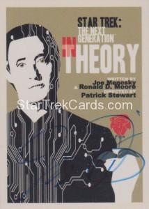 Star Trek The Next Generation Portfolio Prints Series One Trading Card JOA99