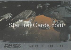 Star Trek The Next Generation Portfolio Prints Series One Trading Card SL15