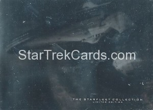 1993 The Starfleet Collection Trading Card 2