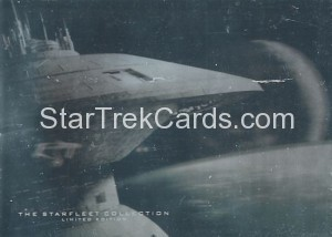 1993 The Starfleet Collection Trading Card 3