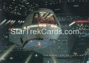 1993 The Starfleet Collection Trading Card 4