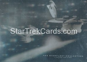 1993 The Starfleet Collection Trading Card 6