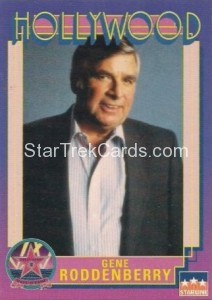1991 Starline Hollywood Walk of Fame Trading Card 216