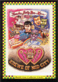 1995 Mardi Gras Collector Card Krewe of Mid City Trading Card