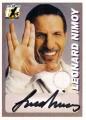 2009 Leonard Nimoy Autograph Costume Card
