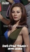 2012 Sherry Jackson Millhouse Mini Card 703