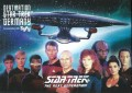2014 Star Trek Destination Germany Trading Card TNG Crew