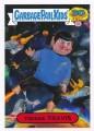2015 Garbage Pail Kids Trading Card Trekkie Travis 5B