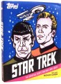 Star Trek 1976 Expansion Trading Card Book