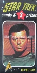 Star Trek Phoenix Candy Trading Card 3