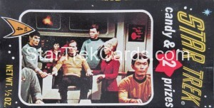 Star Trek Phoenix Candy Trading Card 4