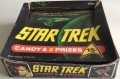 Star Trek Phoenix Candy Trading Card Box