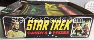 Star Trek Phoenix Candy Trading Card Box Alternate