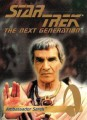 1995 Star Trek The Next Generation Playmates Action Figure Trading Card Ambassador Sarek
