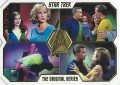 Star Trek The Original Series 50th Anniversary Trading Card 10