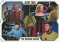 Star Trek The Original Series 50th Anniversary Trading Card 13