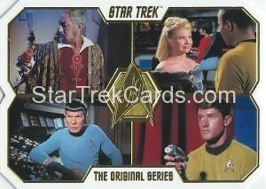 Star Trek The Original Series 50th Anniversary Trading Card 13