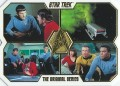 Star Trek The Original Series 50th Anniversary Trading Card 14