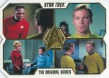 Star Trek The Original Series 50th Anniversary Trading Card 15