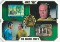 Star Trek The Original Series 50th Anniversary Trading Card 17 1