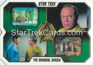 Star Trek The Original Series 50th Anniversary Trading Card 17 1